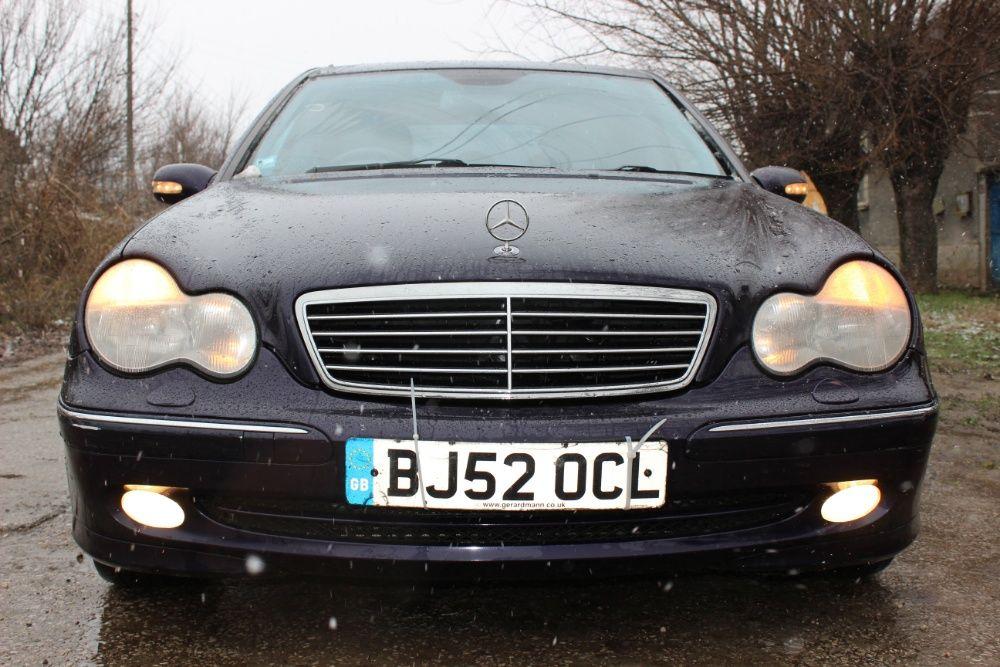 Mercedes W203 C200 Kompressor Седан НА ЧАСТИ / Мерцедес В203