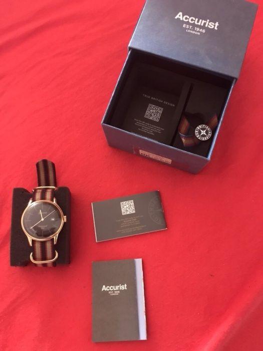 Vând ceas accurist