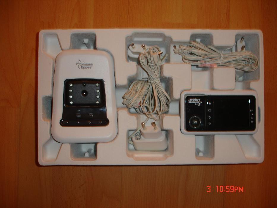 Tommee Tippee - Sistem de monitorizare video cu senzor de miscare