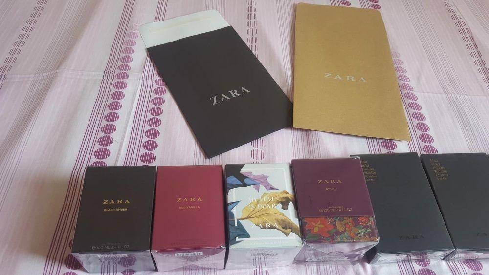 Perfumes da Zara! Originais e à ótimos preços