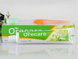 Pasta dentifrica da Tiens