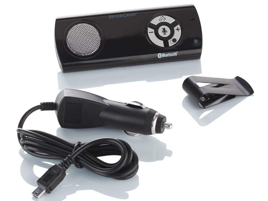 Car kit Bluetooth 3.0 SILVERCREST® SFA 30 C1- ca NOU!!!