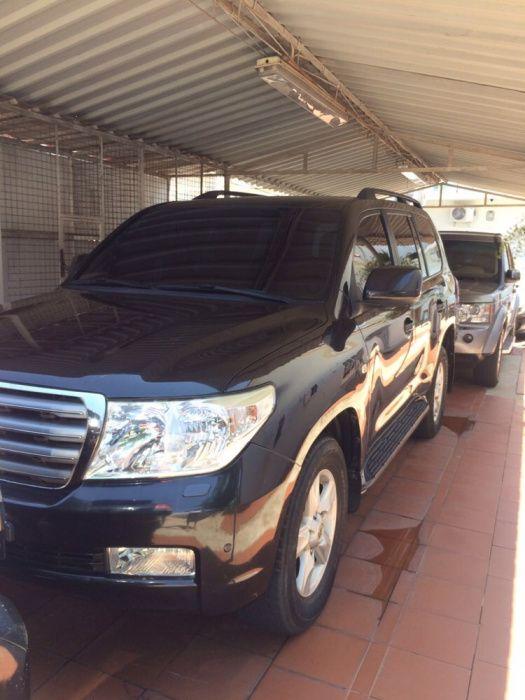A venda Toyota V8 Land Cruiser limpooo gasóleo