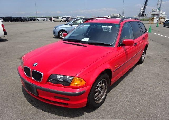 BMW 318 a 350 mil