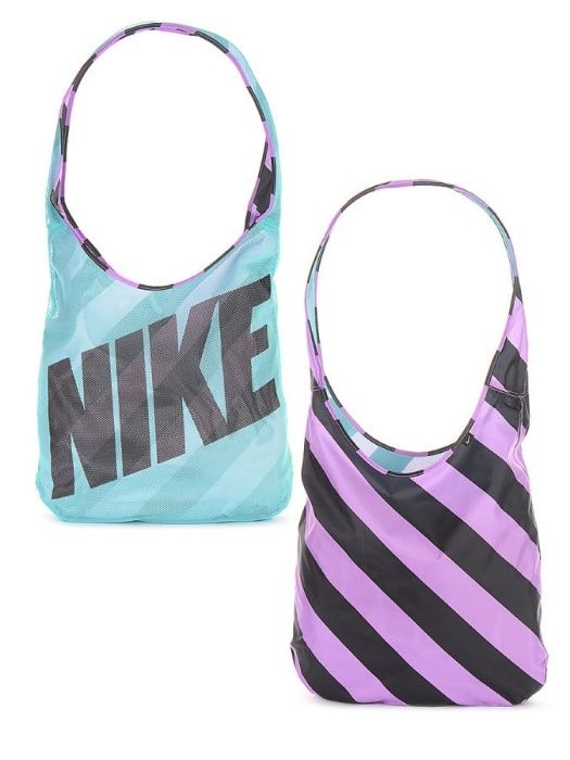 Дамска чанта Nike Graphic Reversible Tote Bag
