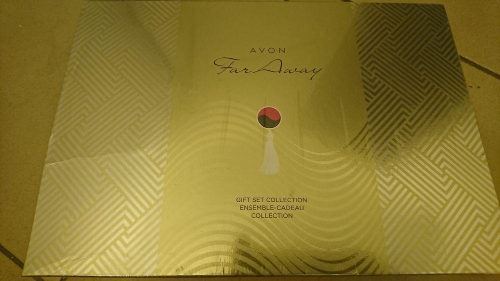 Kit de perfume Avon Far Away Gold
