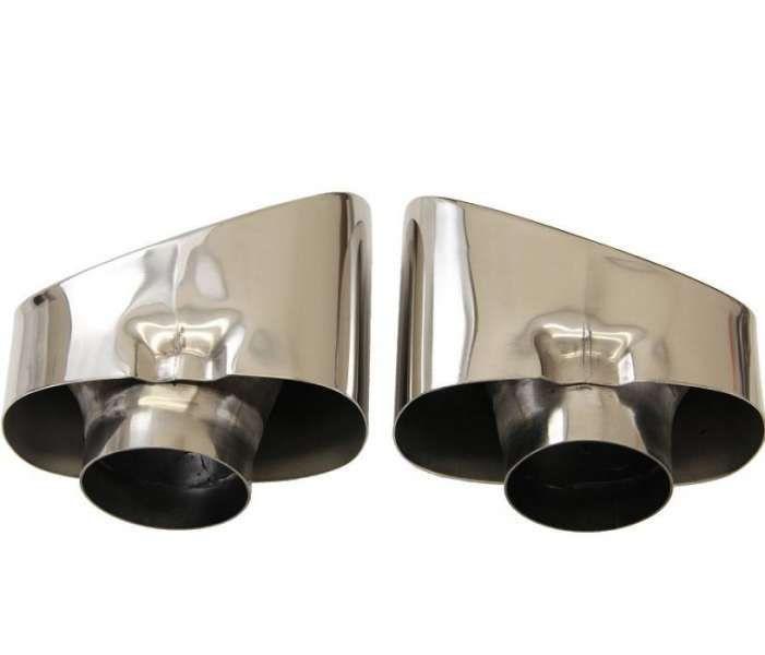 Накрайници за ауспух BMW X5 E70