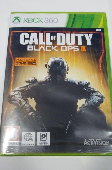 Jogos Call of Duty Black DPS Xbox 360 selados