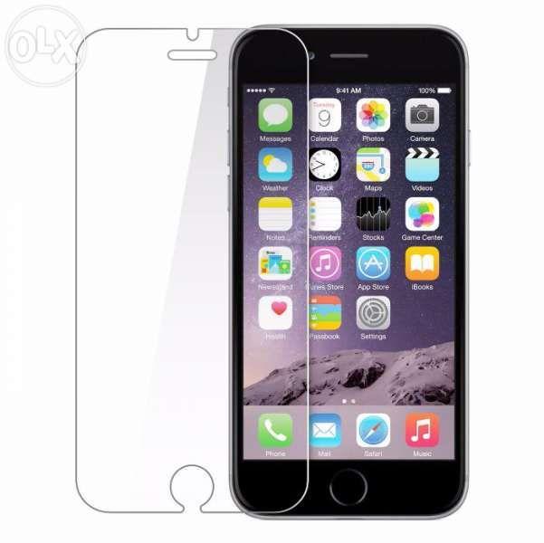 Протектор/Закалено стъкло Iphone 7 /5/5S/6/6S Tempered Glass кейс/case