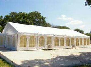 Aluguer de tendas e tapetes