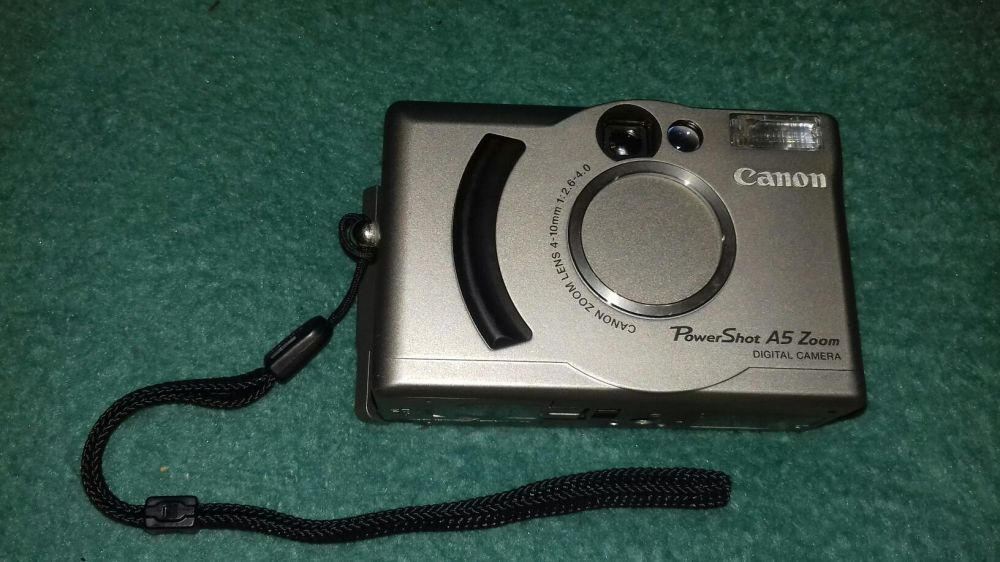Cameră foto Canon model PS 1017