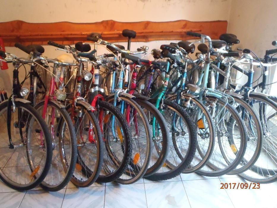 Biciclete aduse din Austria