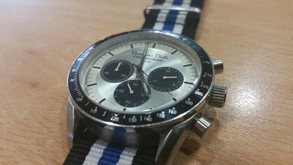 Ceas Chronograph Massimo Dutti