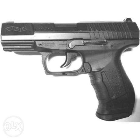 Pistol airsoft FULL-METAL PUTERNIC pe arc NOU!!, + Bile cu spring Gaz