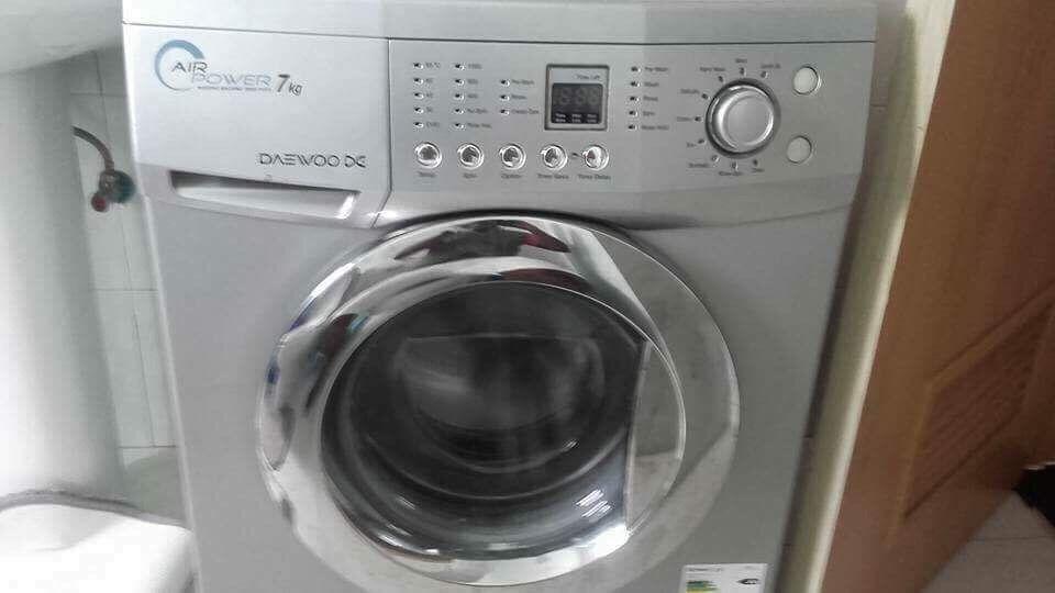 Venda de maquina de lavar
