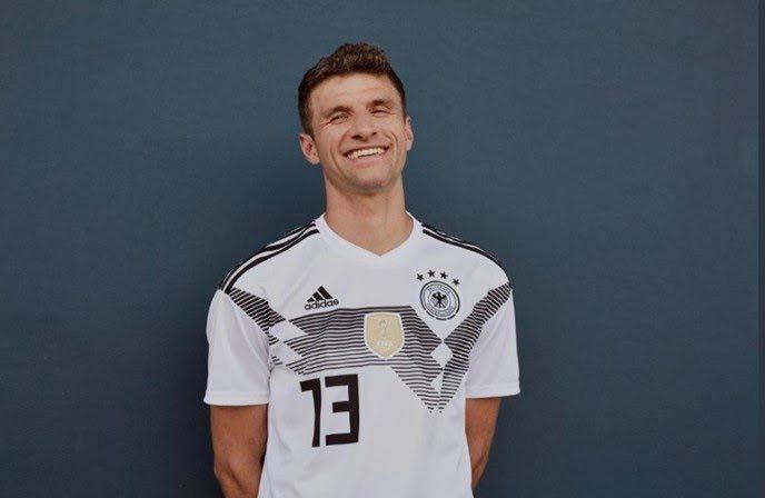 Selecao alemã