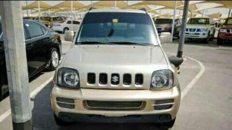 Suzuki Jimy a venda