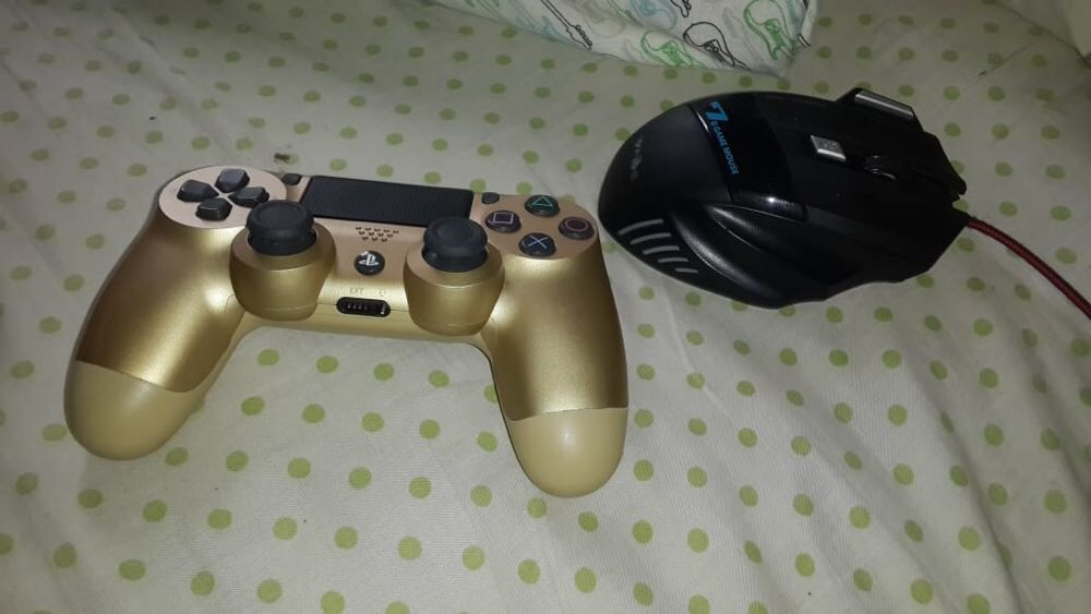 Joystick v2 para PlayStation 4 Malhangalene - imagem 1