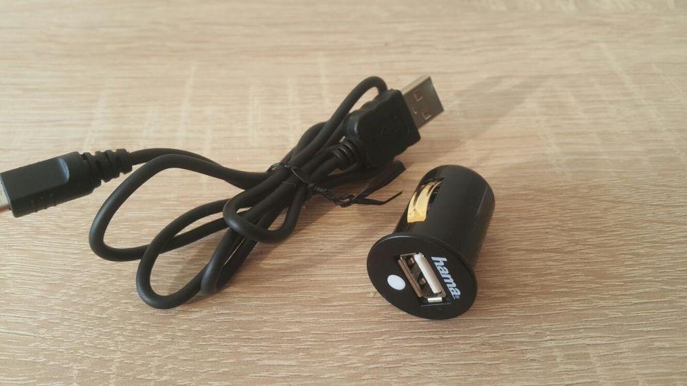 Incarcator auto micro usb