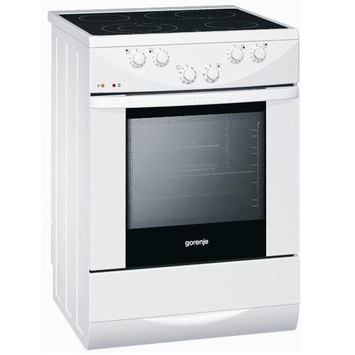 Стъклокерамична готварска печка Gorenje EC 7705 W на части