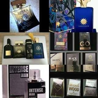 Venda de diversos perfumes Árabes
