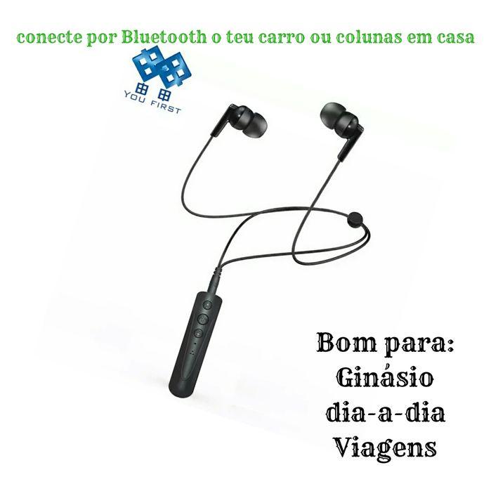 Auriculares Bluetooth (Receptor Bluetooth)