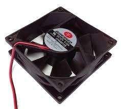 Ventilador Caixa Fan ATX de 8 cm Marca Red Cooler
