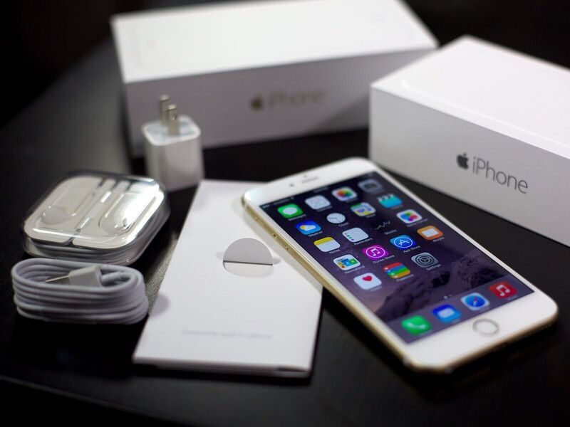 IPhone 6 Plus 16Gb in Box selado .