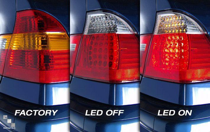 Stopuri LED BMW Seria 3 E46 1998 2005 facelift sau non facelift