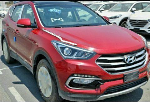 Hyundai santa fe disponíveis