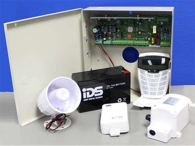 kit sistema de alarme para seguranca residencial