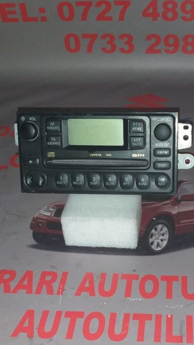 Radio cd toyota rav4 2000-2005
