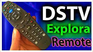 Remote DStv Explore