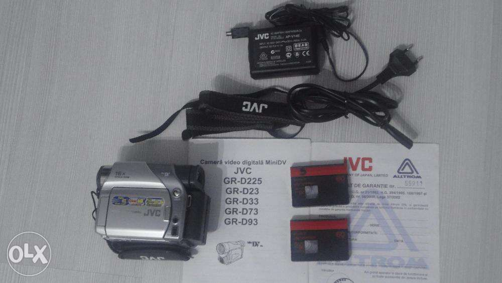 Camera video digitala JVC ***Colectionari***