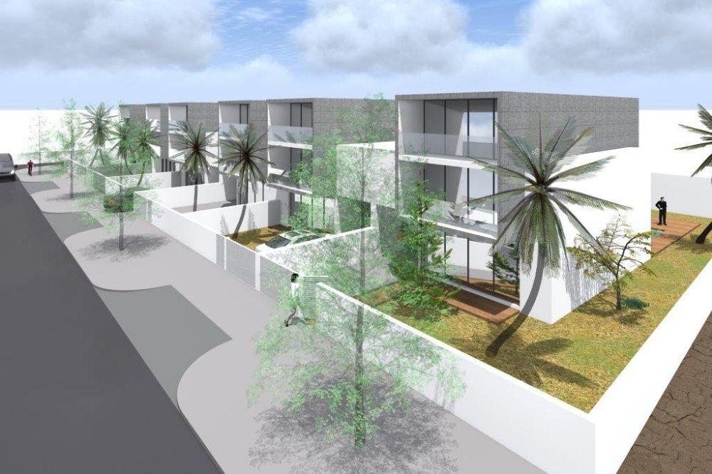 Vende-se propriedade com Projeto Aprovado e licenciado na Catembe
