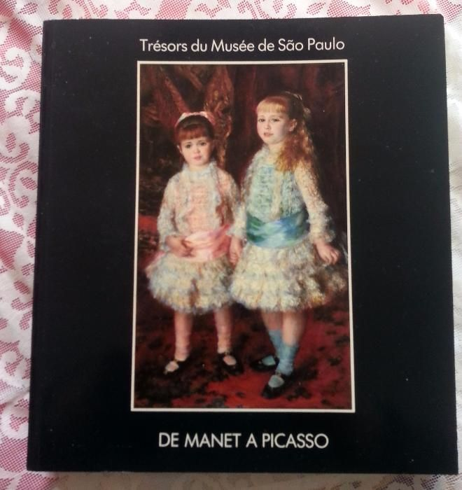 Книга Дe Мане да Пикасо De Manet a Picasso