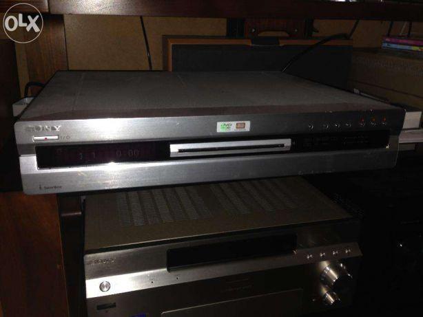 DVD Recorder Sony RDR-GX7 cap de serie