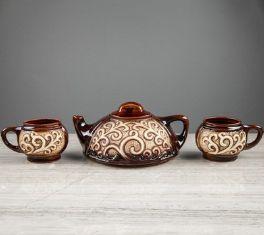 чайный набор, 3 предмета