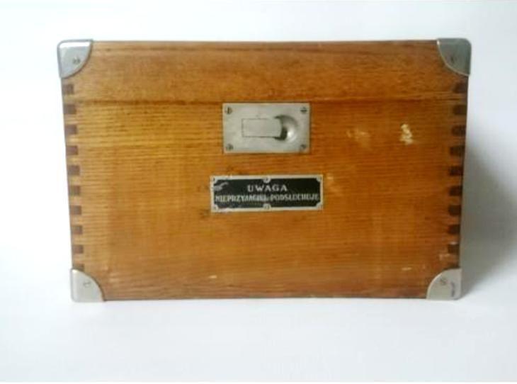 Полевой телефон с телеграфным ключом uwaga, супер редкий