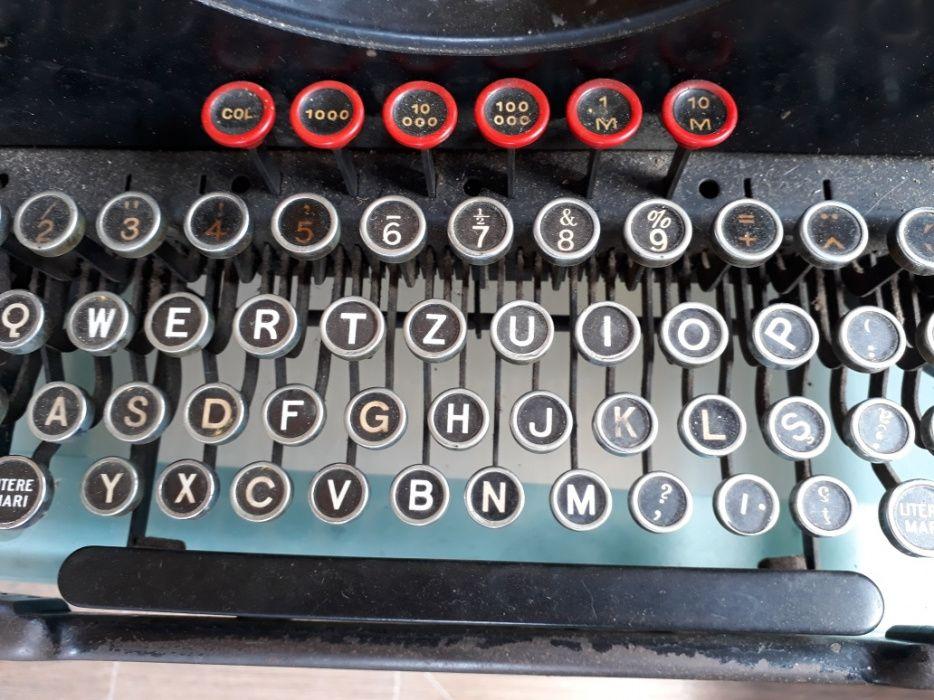 Masina scris Bucuresti - imagine 3