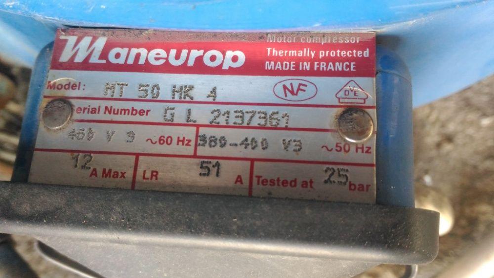 Compresor frigorific Maneurop MT50HK4