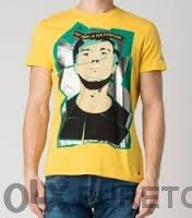 Andy Warhol by Pepe Jeans Мъжка Тениска За Ценители