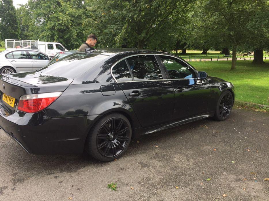 Triple BMW e 60