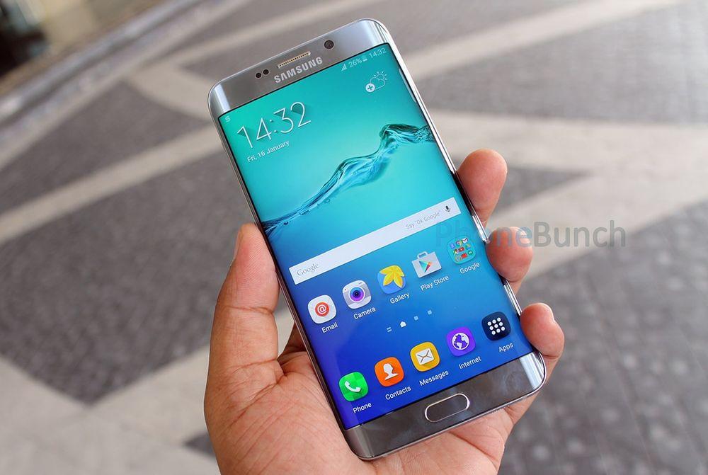 Samsung S6 edge Plus/novo