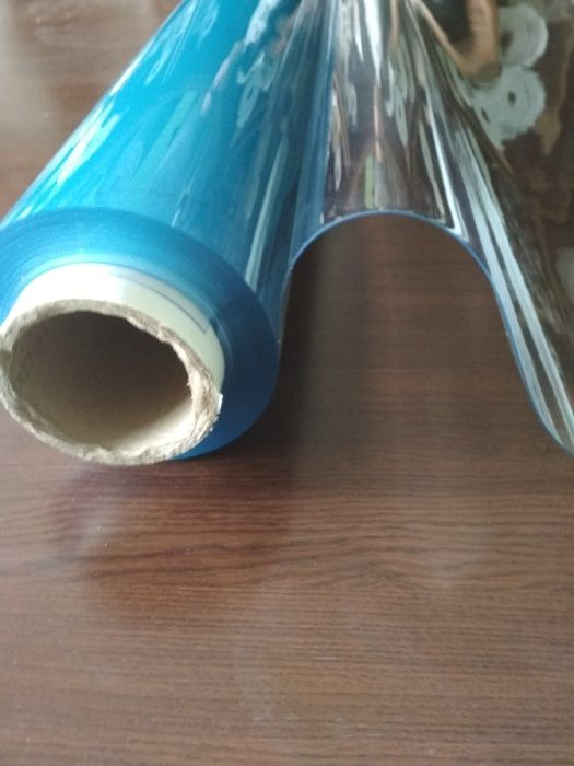 Прозрачен ПВЦ винил - кристал за предпазване от вятър, дъжд гр. Бургас - image 1