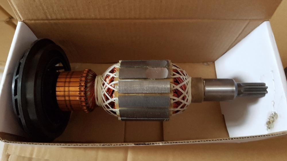 Ротор за Бош 11 биела,статор и зъбно колело
