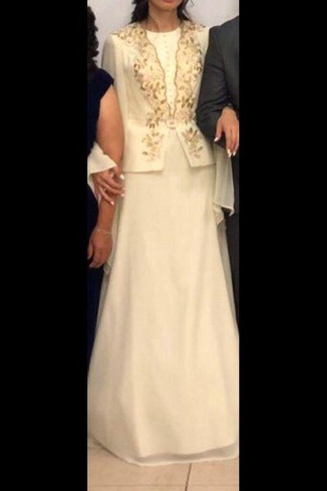 Продаётся свадебное платье на Кыз Узату, одевалось 1 раз