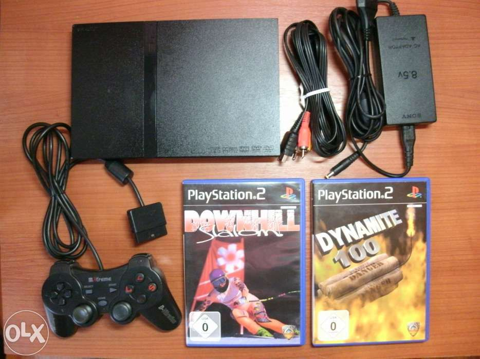 consola ps2 playstation 2