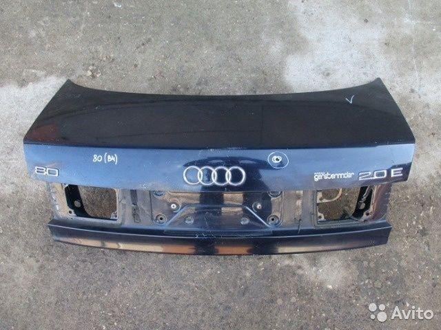 Крышка багажника ауди б4