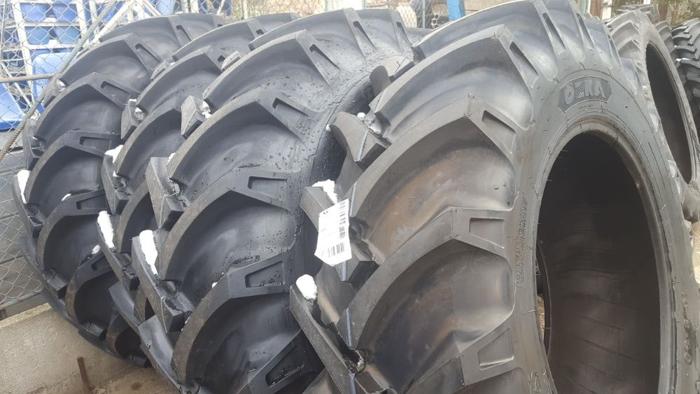 Cauciucuri noi 16.9-30 OZKA 10PR anvelope tractor garantie 2 ani R30